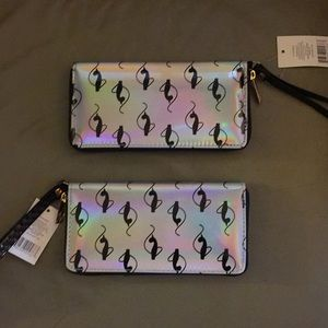 🔥2 for $12! Clutches, brand new! Cute cat print!